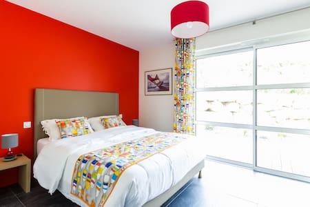 Ch d'hôtes La Vanneresse: Ty Guard - La Trinité-sur-Mer - Bed & Breakfast