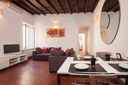 Campo de Fiori: a flat that rocks!