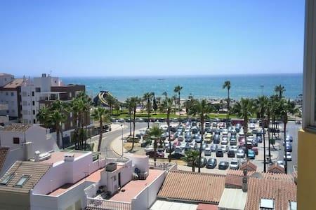 Estudio a 100 m de la playa  - torre del mar - Apartmen