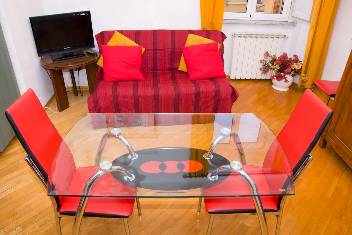 Enjoy your stay-Vatican apartment