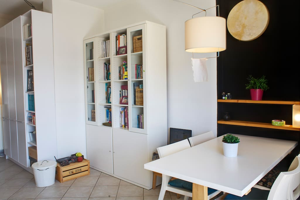 lovely flat, close to metro station