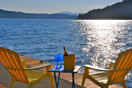 Hood Canal, Union WA Bungalow /view