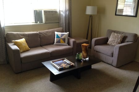 Relaxing 1BR NJ Apt (NYC 15-20min) - Appartement