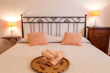 B&B La Colbula - Stanza Arancio - Bed & Breakfast