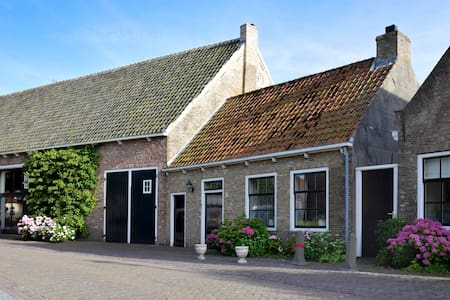 B&B De Hortensia te Nisse - Bed & Breakfast