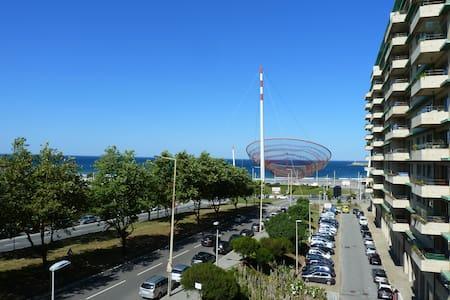 Beach, Lovely view & Car Parking - Matosinhos - Appartamento