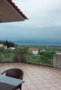 Cozy apartment with great views in Euboea - Apartament