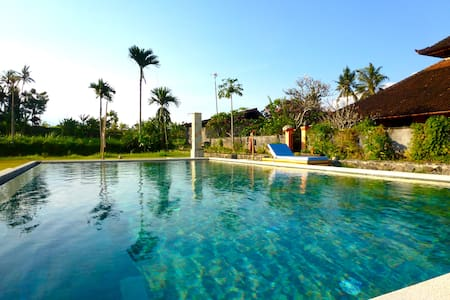 Beautiful original east Bali nature - Bed & Breakfast
