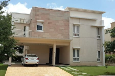 Villa @ Banyan Tree Gated Community - Hyderabad - House