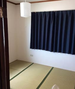 Private room for 2person. share bathroom.① - 石垣市 - House