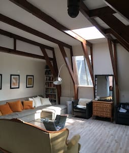 Great apartment 5 min from Dam