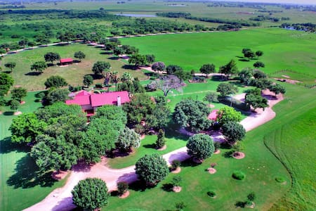 Rustic Chic on an Equestrian Estate - Floresville