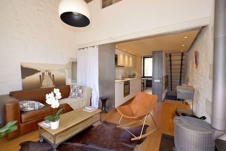 fred's loft (benoit gillet architecte) - terrasse - Calvisson - Byt