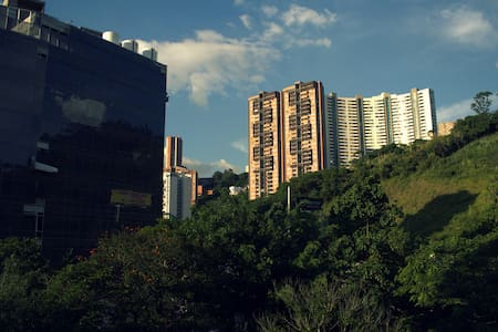 Cuarto privado en el Poblado. ¡Tu mejor opción! - Medellín - Lakás