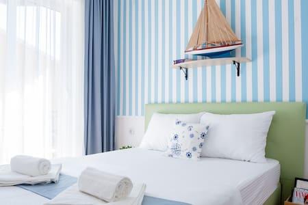Blue Attraction / one bedroom - Apartamento