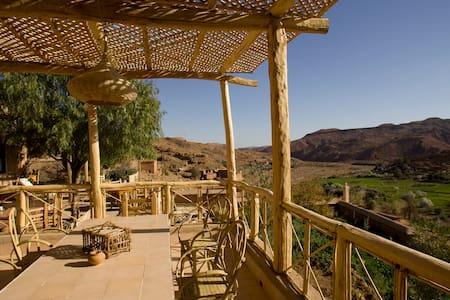 Irocha: a charming berber House