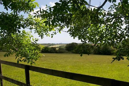 Peaceful Field for Camping with Views of the Sea 2 - Falmouth  - Andre