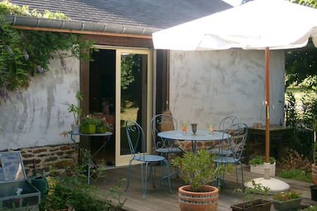 chambre dans maison individuelle - Moigné - Le rheu  - House
