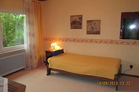 Sehr schönes ruhiges Zimmer  15 qm - Rodgau - House
