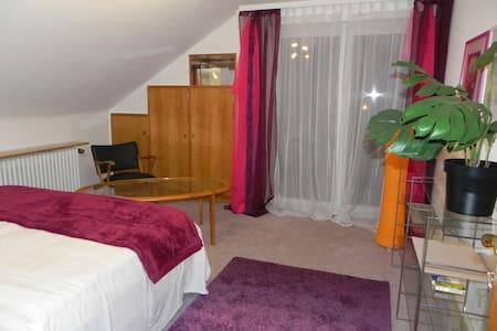 Quiet room Stuttgart-Killesberg - Stuttgart