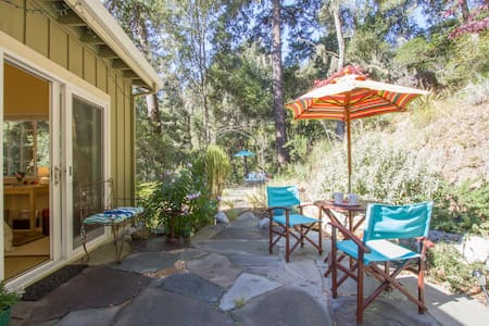 AptosForestRetreat/Bed&Breakfast - Aptos - Bed & Breakfast