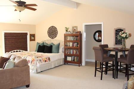 Comfortable Horse Ranch Retreat  - House