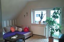 Gemütliches Zimmer bei Leinefelde