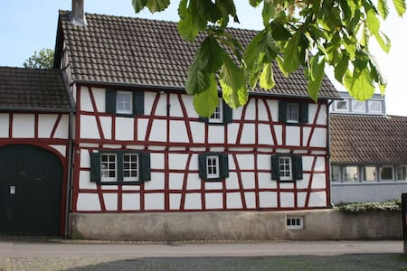 Idyllic countryside farmhouse 4-7 p - Bad Neuenahr-Ahrweiler - House