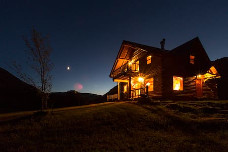 Log Cabin in Northwest Colorado - Hamilton - Cabin