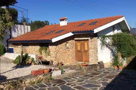 Idyllic little house near Coimbra - Haus