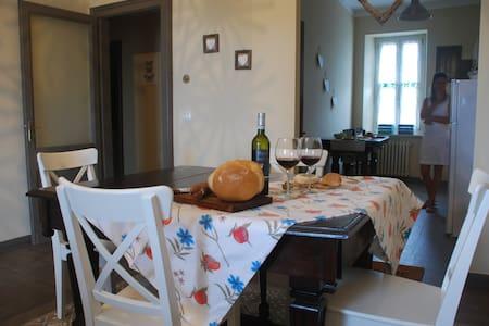 IL Belvedere Apartment - Guarene - Wohnung
