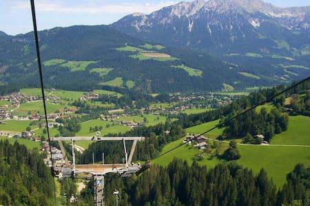 Oberachenhof - Rm5 - Hiking SkiWelt - Ellmau - Bed & Breakfast