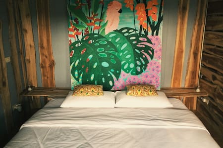 Sun Moon Lake Secret Garden Design Villa #2 - Yuchi Township - Casa