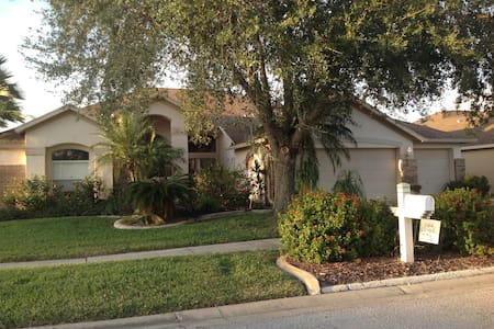 A Piece of Paradise 1-Mins to Tampa - Wesley Chapel - House
