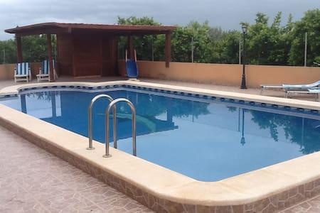 MAGNIFICENT VILLA WITH PRIVATE POOL - Villa
