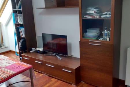 Apartamento con garaje - A Coruña