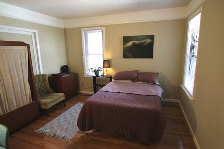 5 blocks to the downtown CENTRAL AC - Northampton - Appartamento