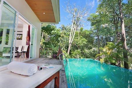 3bedroom villa 500m to Karon beach