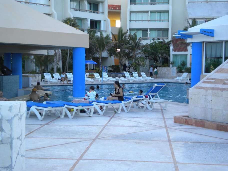 Swim, sit by the pool, lounge, sleep, or get a tan!  You won't want to leave!