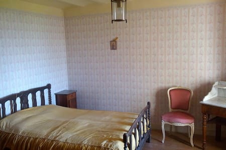 Small apartment in a castle - Moissieu-sur-Dolon - Schloss