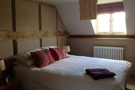 Village peace (Oxford just 5 miles) - Bed & Breakfast