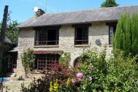 Maison de caractère près de Dinan - Guenroc - House
