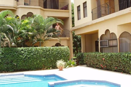 Best Location in Town #8 - Tamarindo - Apartment