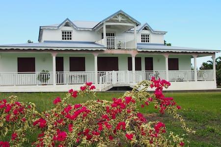 Haut de villa Sainte-Rose - Sainte Rose