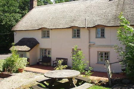 Pheasant Cottage, Triscombe, Quantock Hills - Triscombe - Bed & Breakfast