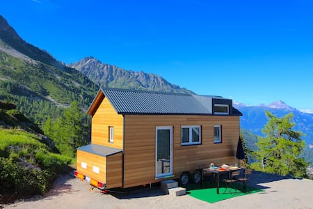 Tiny House - VerticAlp - Finhaut