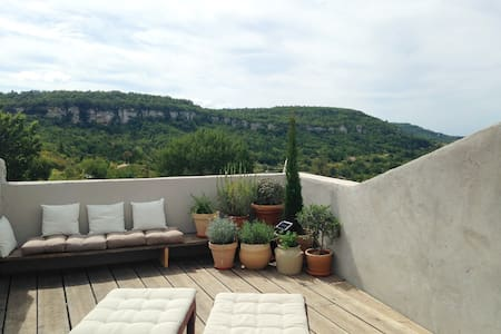 Charming House, Exceptional views - Saignon - Maison