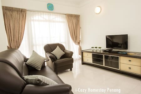i-Cozy Vacation Apartment Penang - Lakás