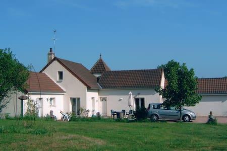Vakantiehuis in de Bourgogne - Villa