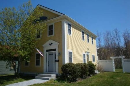 Charming Home in Downtown Mystic - mystic - Ház
